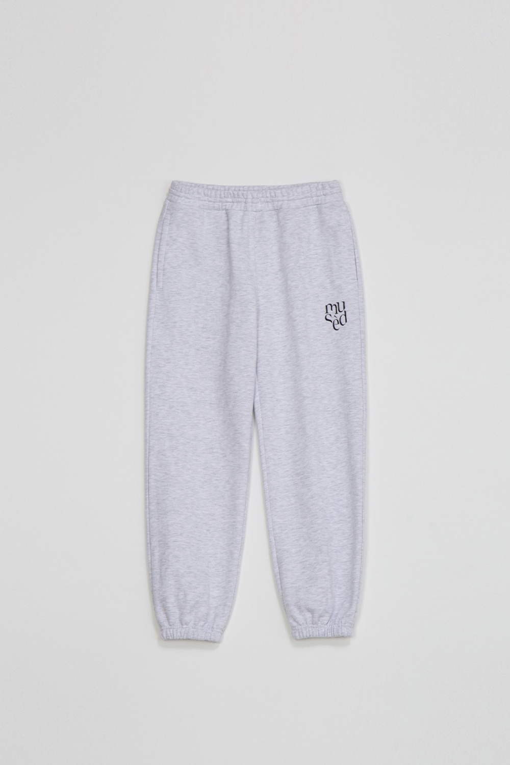 MUSED SWEAT TRACK PANTS - MELANGE