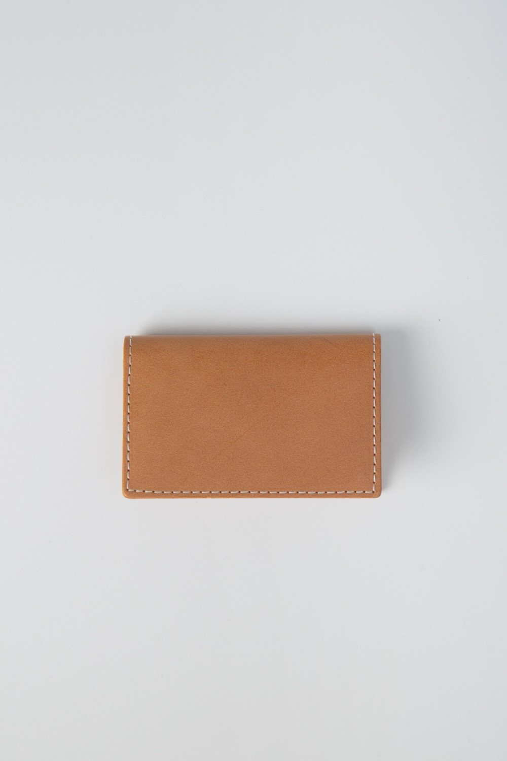 (BS-RC-FCC)FOLDED CARD CASE COW LEATHER