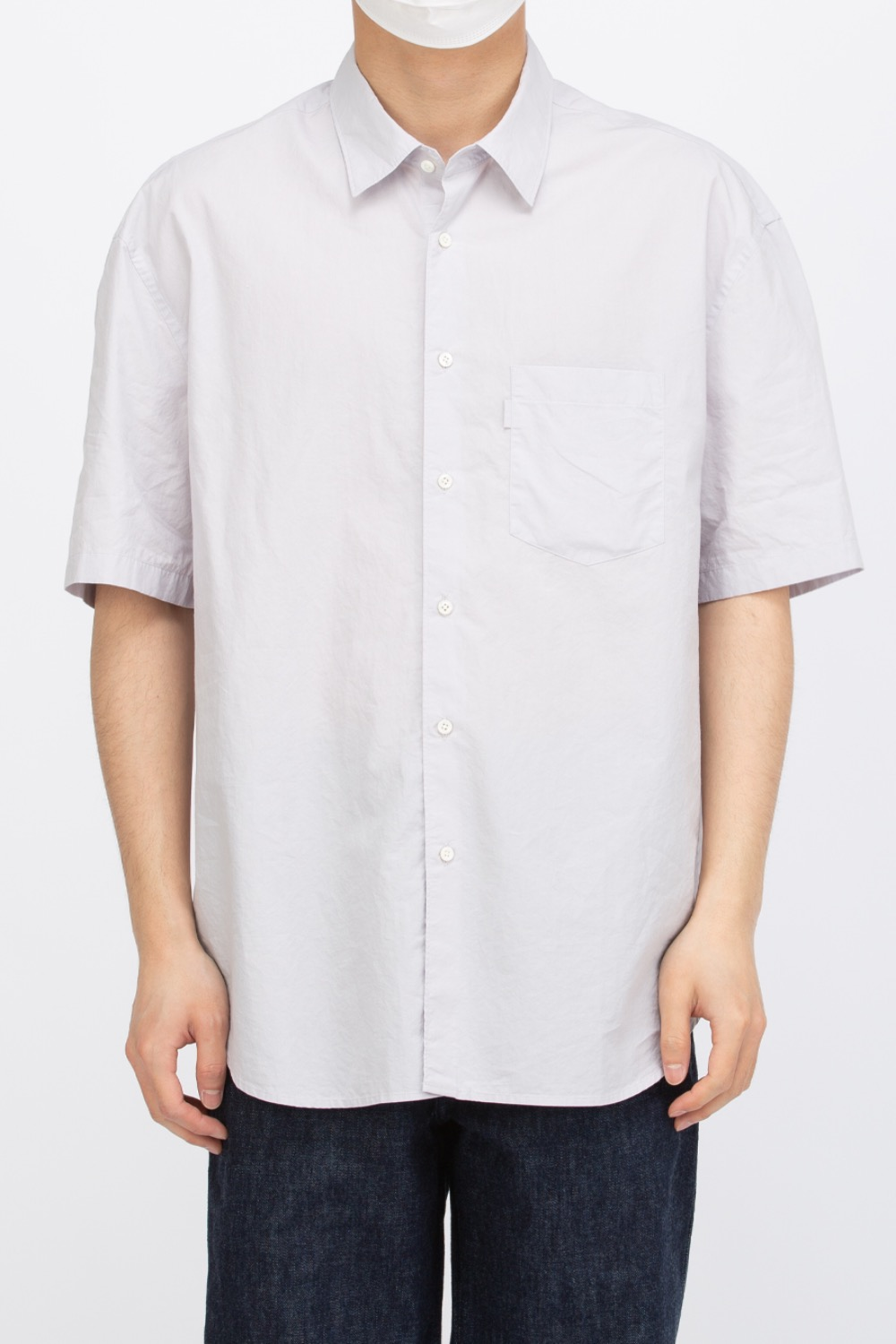 SHORT SLEEVE COMFORT SHIRT FLOWER