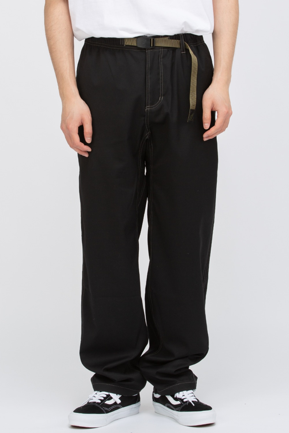 EASTLOGUE X GRAMICCI PANTS BLACK