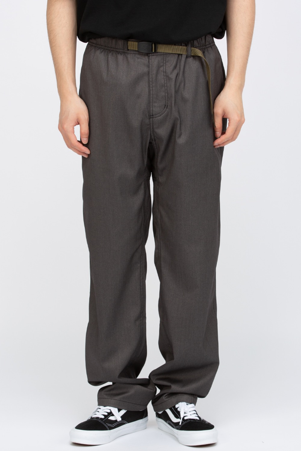 EASTLOGUE X GRAMICCI PANTS CHARCOAL