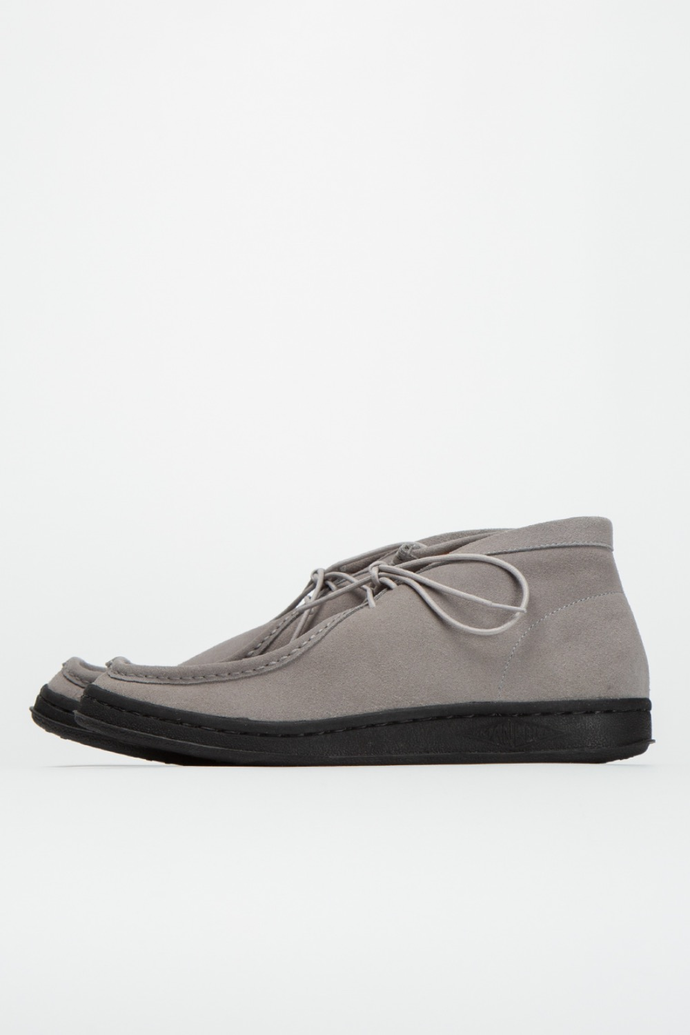 BOO MID SUEDE LIGHT GREY